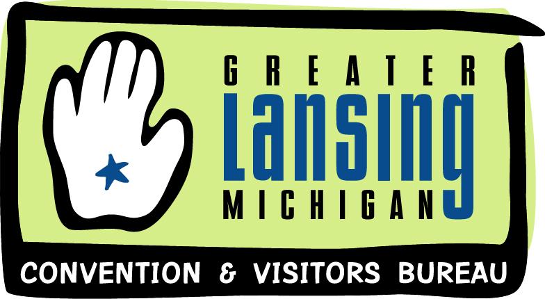 Greater Lansing Convention & Visitors Bureau Logo